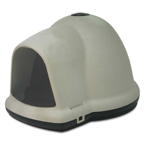 Peachy Aspen Pet Dogloo Ii Protects Your Dog From Outdoor Elements Download Free Architecture Designs Embacsunscenecom