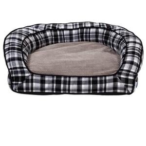 Awe Inspiring La Z Boy Spencer Plaid Tucker Pet Sofa Bed For Dogs Inzonedesignstudio Interior Chair Design Inzonedesignstudiocom